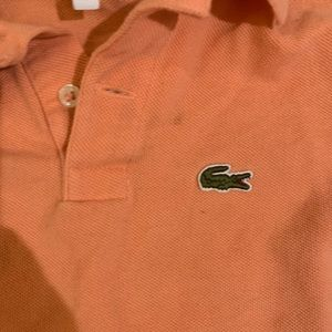 Lacoste Shirts & Tops - Lacoste polo kids